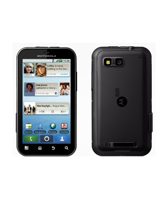 Motorola Defy Plus