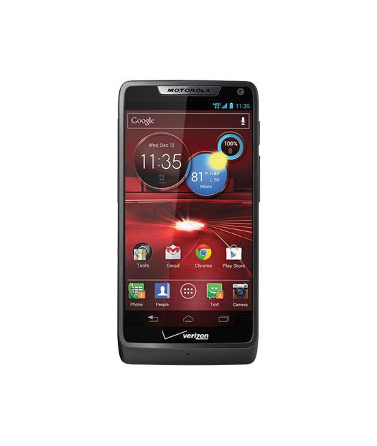 Motorola Razr HD 4G