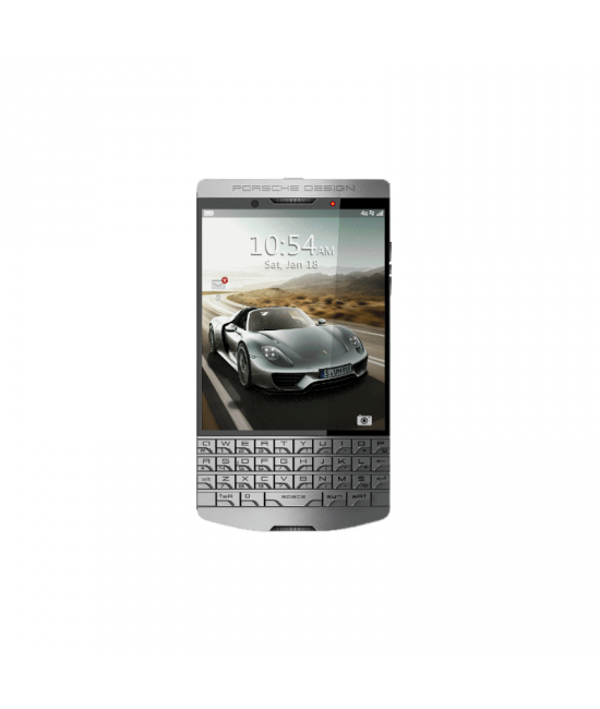 Blackberry Porsche Design P' 9983 English Silver