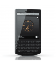 Blackberry Porsche Design P' 9983 English QWERTZ Silver