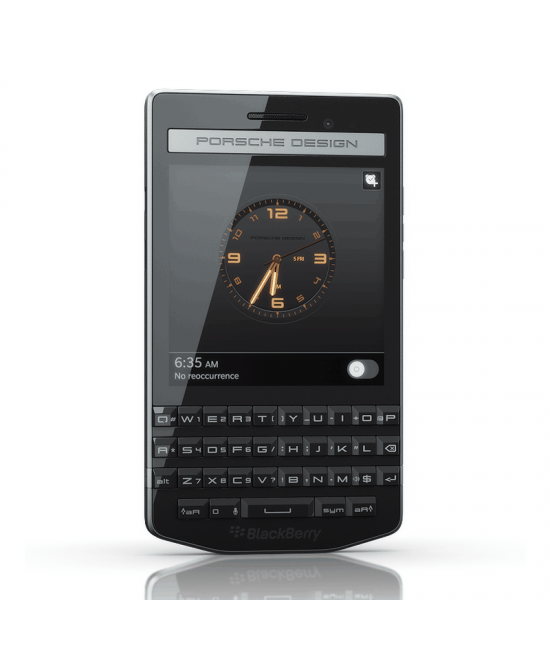Blackberry Porsche Design P' 9983 Arabic Silver