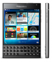 Blackberry Passport - Black
