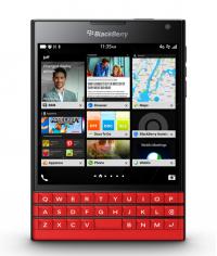 Blackberry Passport - Red