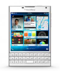 Blackberry Passport - White