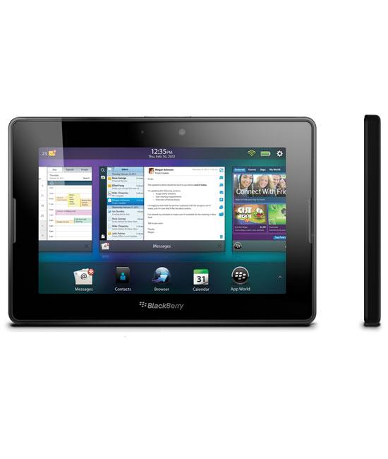 Blackberry 4G/LTE Playbook